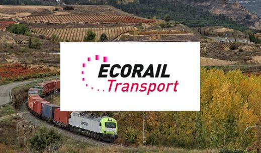 Logo Ecorail Transport