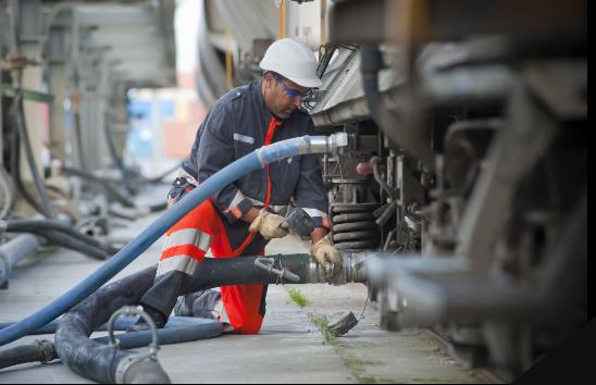 Opérateur Ferroviaire Industrie